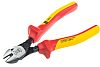 RS PRO VDE/1000V Insulated 160 mm Diagonal Cutters