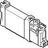 Festo 5/2 Pneumatic Control Valve Electrical VUVG Series
