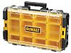 DeWALT 12 Cell Black, Yellow PC Compartment Box,