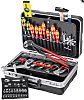 Knipex 24 Piece Plumbing Tool Kit with Case,
