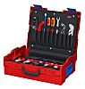 Knipex 21 Piece Electricians Case Tool Kit