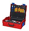 Knipex 25 Piece Plumbing Tool Kit with Case,