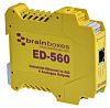 Brainboxes Converter for use with ASCII, Ethernet, Modbus