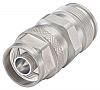 Straight 50Ω Coax Adapter N Plug to 4.3-10