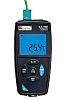 Chauvin Arnoux C.A 1821 E, J, K, N, R, S, T Input Wireless Digital Thermometer, for Multipurpose Use With RS Calibration