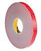 3M GPH-160GF, VHB™ Grey Foam Tape, 25mm x