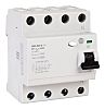 4P 63 A, RCD Switch, Trip Sensitivity 300mA,