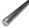 6082-T6 Aluminum Round Bar, 5mm x 1m