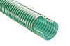 RS PRO PVC Hose, Green, 52.8mm External Diameter, 10m LongReinforced, 180mm Bend Radius, Applications Various