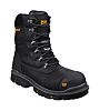 Caterpillar Premier Black Composite Toe Cap Mens Safety