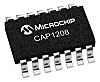CAP1208-1-A4-TR Microchip Technology, CAP1208 Capacitive Touch