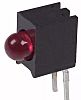 VCC 5600F1, Red Right Angle PCB LED Indicator