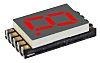 DSM7UA30101 VCC 7-Segment LED Display, CA Red 25