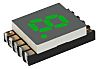 DSM7UA20105 VCC 7-Segment LED Display, CA Green 100