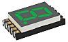 DSM7UA30105 VCC 7-Segment LED Display, CA Green 150