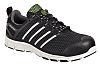 RS PRO Black Toe Cap Safety Trainers, UK
