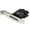 Startech Hard Drive PCI Express eSATA Controller Card
