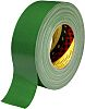 3M Y389 PE Coated Green Cloth Tape, 50mm