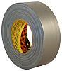 3M Scotch 389 PE Coated Silver Duct Tape,