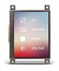 MikroElektronika MIKROE-2161 TFT LCD Colour Display, 3.5in, 320