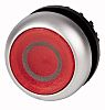 Eaton Flush Red Push Button Head - Maintained,