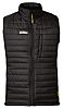 Dewalt Force Black Men's L Polyester Gilet