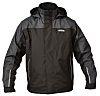 Dewalt Storm Grey Polyester Men's Work Jacket, XXL