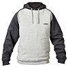 Dewalt Cyclone Grey Men's Hooded Cotton, Polyester Hoodie