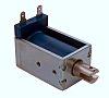 Deltrol Linear Solenoid Actuator, 24 V dc, 110oz,