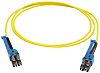 Huber & Suhner Single Mode Fibre Optic Cable