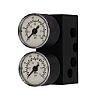 Siemens 6DR4004-1M Analogue Positive Pressure Gauge Dial,