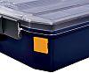 Raaco Orange PS Compartment Box, 22mm x 22mm