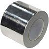 3M 1517CW Aluminium Tape 0.06mm, W.72mm, L.45.7m
