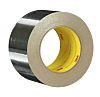 3M 1524CW Non-Conductive Aluminium Tape 0.18mm, W.72mm, L.50m