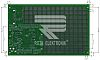 RE3001-LF, Double Sided Eurocard FR4 1.1mm Holes, 2.54