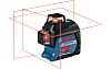 Bosch GLL 3-80 Laser Alignment Tool, 540nm Laser
