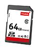 Karta SD SD 64 GB Ano MLC InnoDisk -40 → +85°C