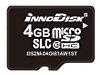 InnoDisk 4 GB MicroSDHC Card Class 10