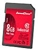 InnoDisk 8 GB Industrial SDHC SD Card