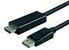 DisplayPort-Kabel, Male - Male, 1m