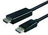 DisplayPort-Kabel, Male - Male, 3m