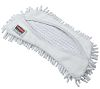 Rubbermaid Commercial Products White Microfibre Mop Cover for