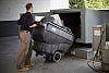 Rubbermaid Commercial Products Structural Foam Tilt Truck PE