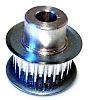 Aluminium Timing Belt Pulley, 15mm Belt Width x
