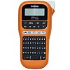 Brother PTE110 Handheld Label Printer With AZERTY Keyboard
