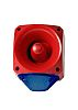 Klaxon PNC Sounder Beacon 120dB, Blue Xenon, 10