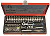 CK T4655 39 Piece Socket Set, 1/4 in