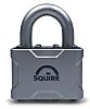 Squire 55mm Steel Key Steel Padlock