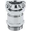 Lapp SKINDICHT PG16 Cable Gland With Locknut, Nickel