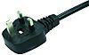 RS PRO 3m 24 Socket IEC C13 Extension
